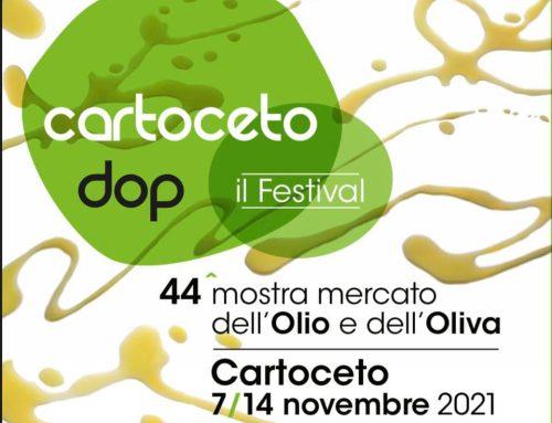 CARTOCETO DOP IL FESTIVAL – 7 E 14 NOVEMBRE 2021